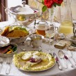 Traditional Czech cuisine — Stock Photo #9904326
