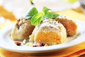 Marzipan treat — ストック写真