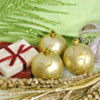 Royalty-Free Stock Photo: Christmas and New Year Accessories