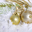 Christmas and New Year Accessories — Lizenzfreies Foto