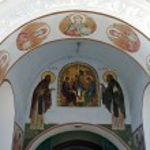 Trinity Sergius Lavra in Sergiev Posad. Russian Federation — Stock Photo
