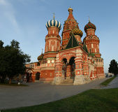 Moscow, Russia, Red Square, Cathedral — Stock Photo