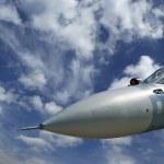 Military Jet — Stock Photo