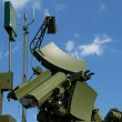 Stock Photo: Modern RussiUNV-2V radar