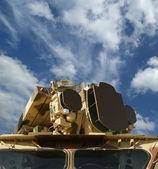 Modern Rus uçaksavar füzeleri osa-akm — Stok fotoğraf
