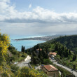 Stock Photo: Landscape panoramtaormina, sicily, italy