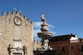 Church in Taormina, Sicily, Italy — Stock Photo