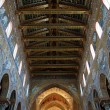 The interior Cathedral-Basilica of Monreale, Sicily — Stockfoto