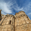 The Cathedral-Basilica of Monreale, Sicily, southern Italy — Stock Photo