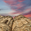 The Cathedral-Basilica of Monreale, Sicily, southern Italy — Stock Photo #9011384