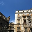 On the streets of Palermo, Sicily — Stock Photo