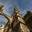 The Cathedral of Palermo, Sicily, southern Italy - Stockfoto
