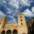 The Cathedral-Basilica of Cefalu, Sicily, southern Italy — Stock Photo #9012504
