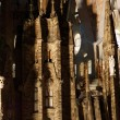 Sagrada Familia by Antoni Gaudi in Barcelona Spain — Stock Photo