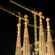 Sagrada Familia by Antoni Gaudi in Barcelona Spain — Stock Photo #9896504