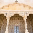 Agra Fort Palace exterior — Stock Photo