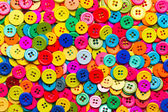 Sewing buttons background — Stock Photo
