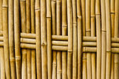 Old bamboo texture — Stock Photo