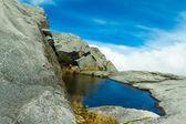 Montanha águas claras — Foto Stock