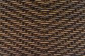 Geweven stoel achtergrond of textuur — Stockfoto