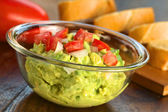 Fresh Avocado Cream — Stock Photo