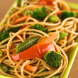 Stock Photo: Vegetable PastStir Fry