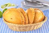 Peruvian Empanadas — Stock Photo