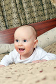 Adorable little baby — Stock Photo