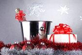 Christmas symbols — 图库照片
