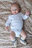 Adorable little baby — Stock Photo