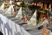 Gala reception — Stock Photo