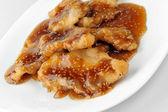 Kızarmış tavuk — Stok fotoğraf
