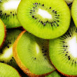 Background made of kiwi — Stock Photo