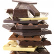 Assorted chocolate — Stock Photo #10330935