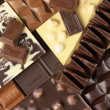 Assorted chocolate - Stock Photo