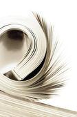 Walcowane magazyn — Zdjęcie stockowe