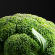 Stock Photo: Broccoli close-up