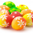 easter eggs — Stock Photo #8683139