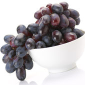 Purple grape — Stock Photo
