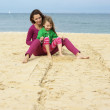 Mother and daughter — Stock Photo #9026351