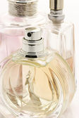 Female perfumes close-up — Stock Photo