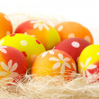 easter eggs — Stock Photo #9199255