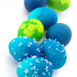 easter eggs — Stock Photo #9504218