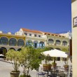 Plaza Vieja - Old Town Square — Stock Photo