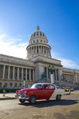 The Capitol of Havana, Cuba. — Stock Photo