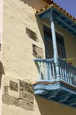Arkitektoniska detaljer i Gamla Havanna. — Stockfoto