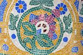 Mosaic. Modernist art (also called Art Deco) — Stock Photo