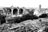 Forum, Rome — Stock Photo