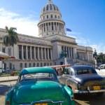 The Capitol of Havana, Cuba. — Stock Photo
