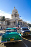 The Capitol of Havana, Cuba. — Photo